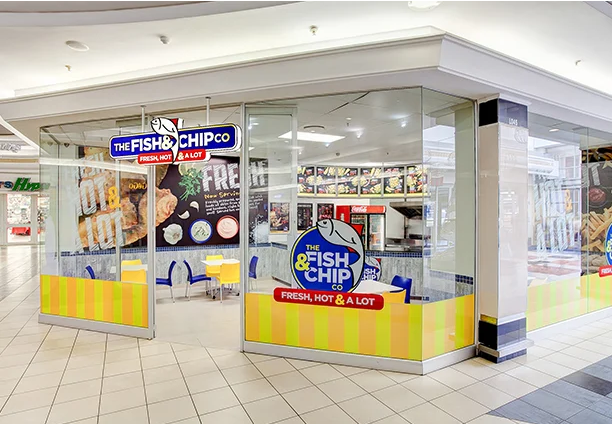Retail Stores and Showrooms Painting