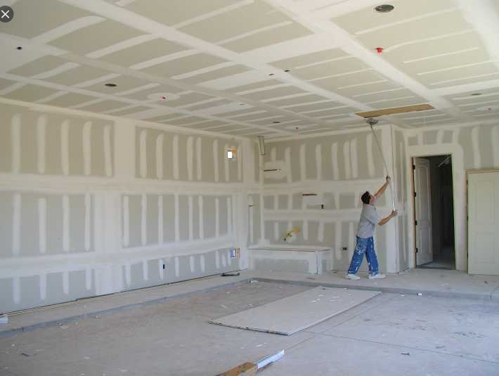 Drywalling/Partitioning