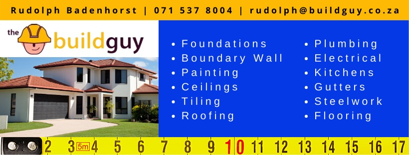 The Build Guy Contact details